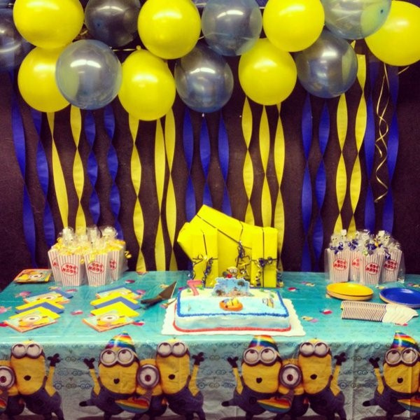creative ideas for a wonderful birthday party 1