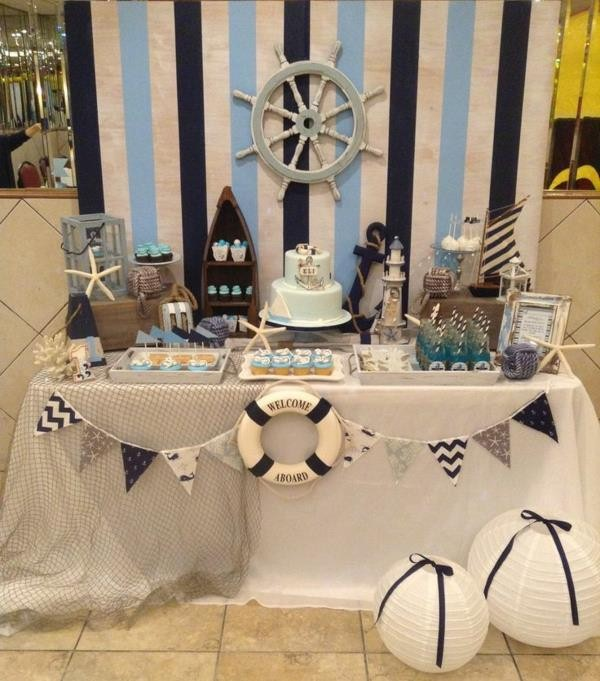 table decoration for a kids birthday party deco 2
