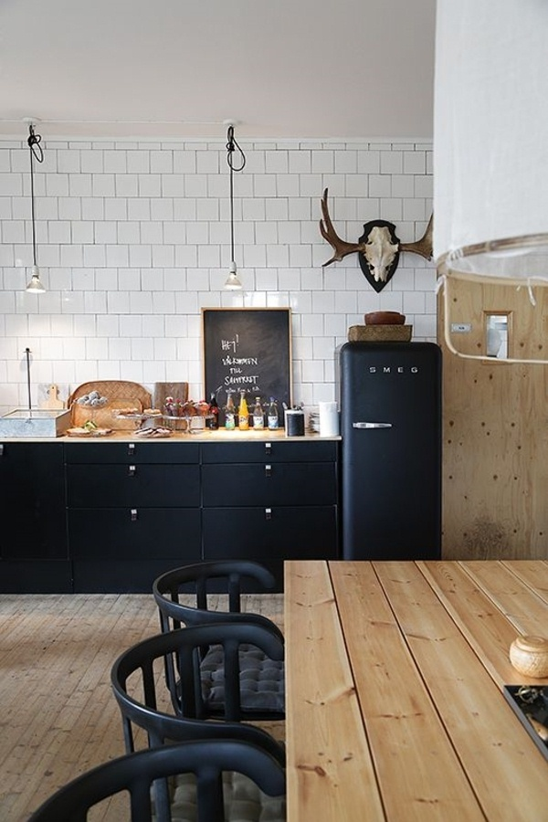 Cottage Kitchen Woodstone