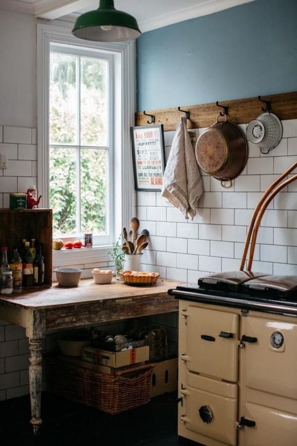 Cottage style kitchens