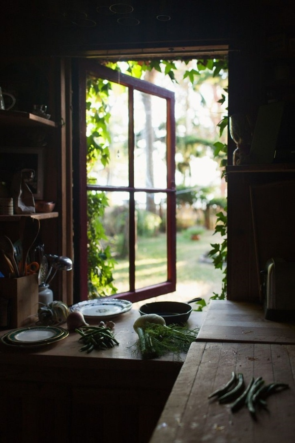 Kitchen country style