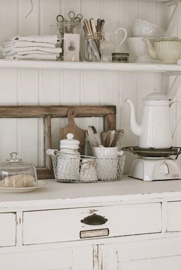 Vintage Shabby Chic kitchen