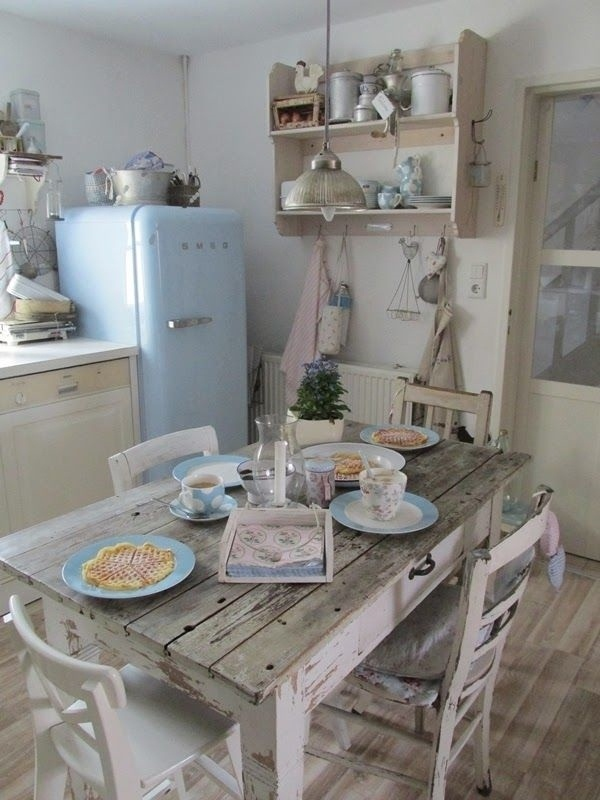 Vintage kitchen dining chairs