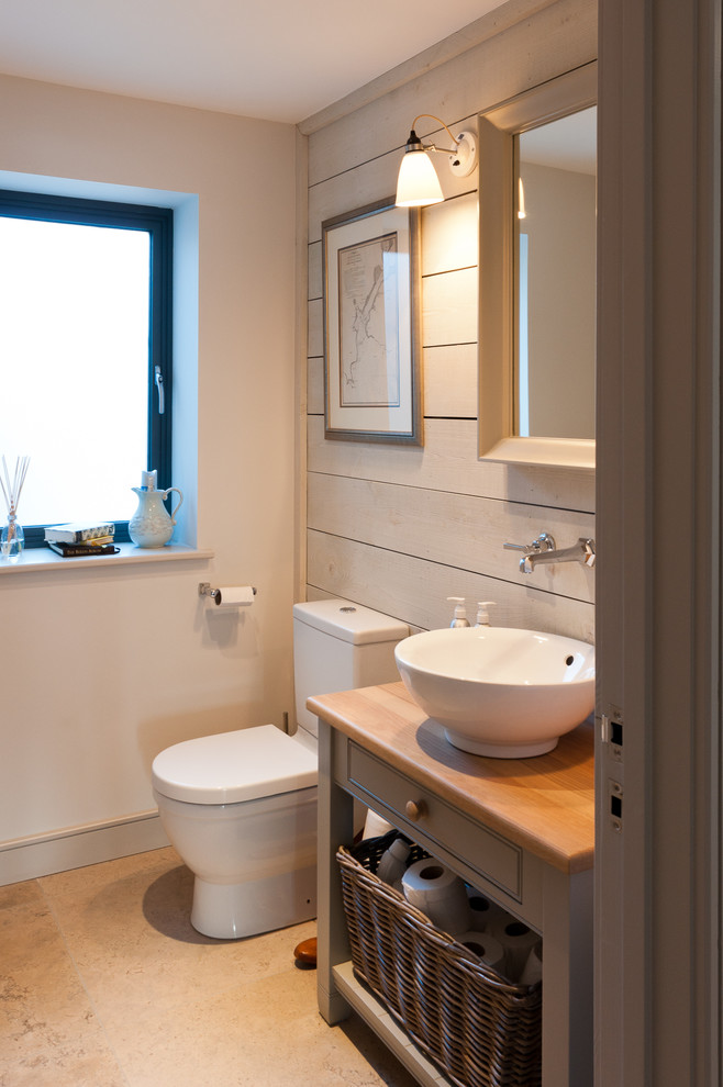Diy beach bathroom decor - Modern Bathrooms In Small Spaces Decor10 Blog