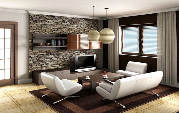 Living room ideas creative wall decorating ideas