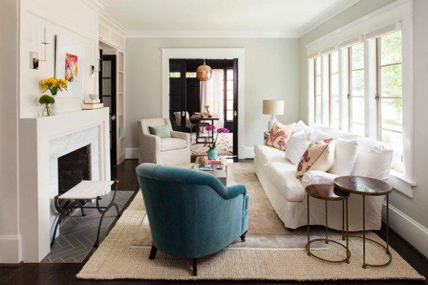 "20 Amazing Living Room Design Ideas in ""California Style"""