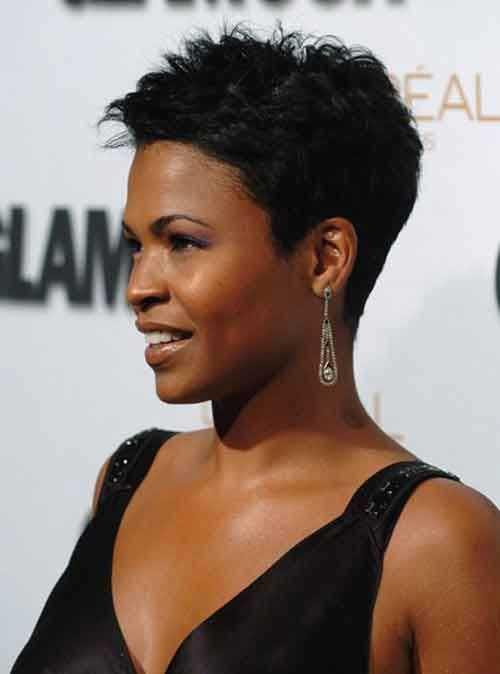 Short Haircuts for Black Women 2015-15