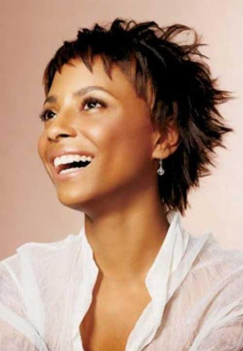 Short Haircuts for Black Women 2015-10