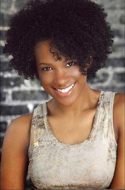 Short Haircuts for Black Women 2015-20