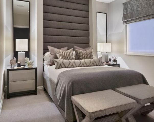26 Upholstered Headboards To Boost Your Bedroom Decor10 Blog