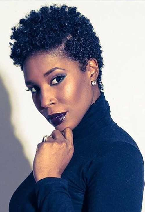 Super 15 Best Short Natural Hairstyles For Black Women Home Design And Hairstyles For Men Maxibearus