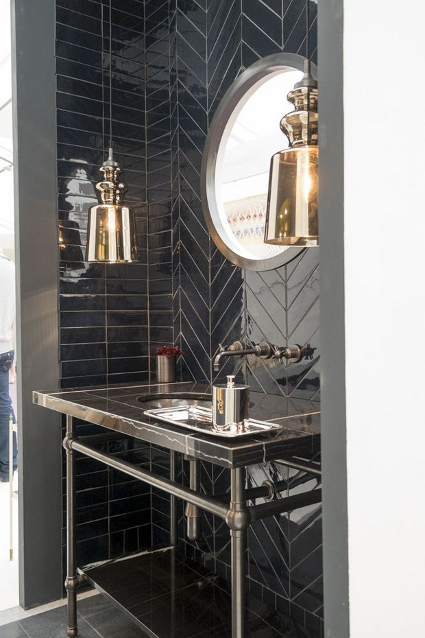 10 black luxury bathroom design ideas decor10 blog - Shower room interior design ...