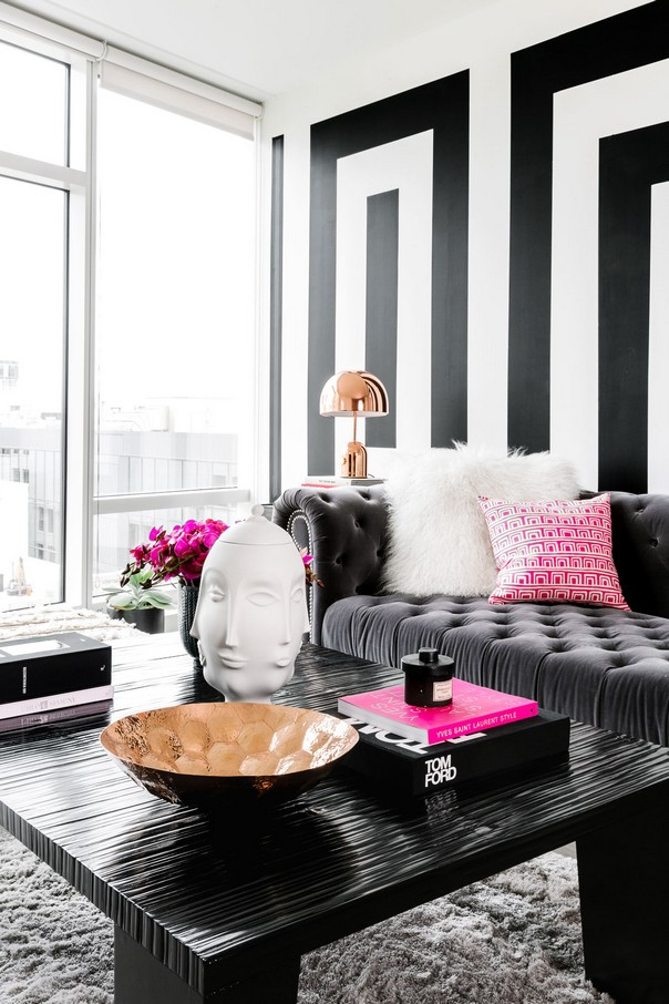 how to style your cocktail table with elegance home. Black Bedroom Furniture Sets. Home Design Ideas
