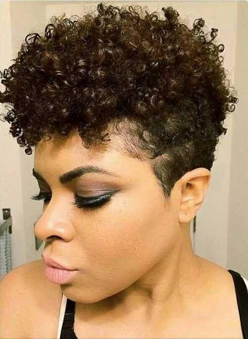 Superb 15 Best Short Natural Hairstyles For Black Women Home Design And Short Hairstyles For Black Women Fulllsitofus