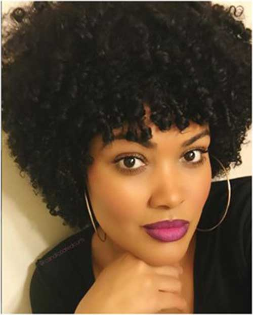 Astounding 15 Best Short Natural Hairstyles For Black Women Home Design And Hairstyles For Men Maxibearus