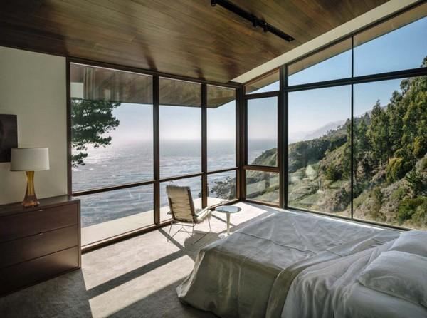 17-bedroom-interior-design-with-ocean-sea-view-panoramic-windows-bed
