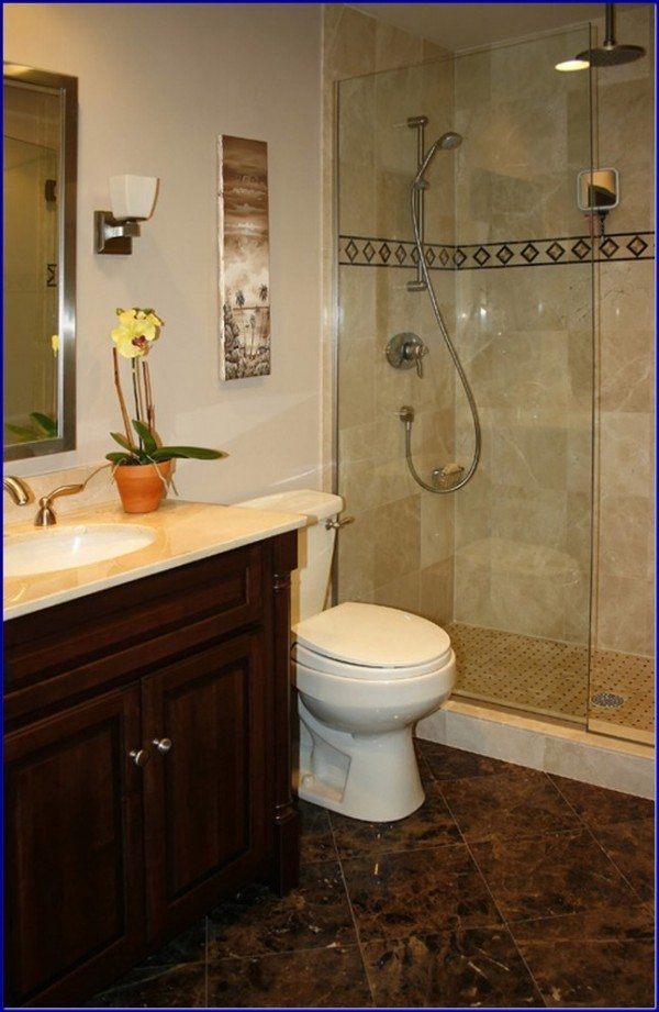 Pics Photos Remodel Ideas For Small Bathroom Ideas With Decor