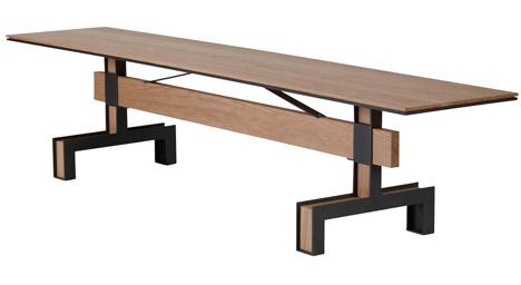 Designer Holz Kommode Roderick Vos