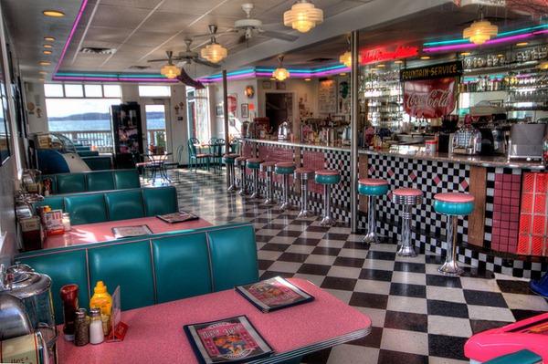 Nifty Fifties Ice Cream Shop