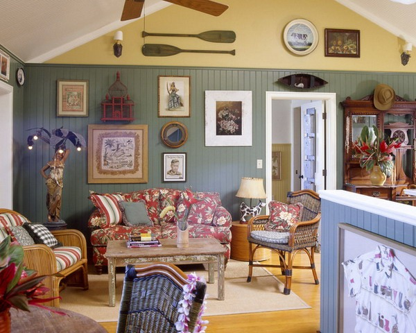 Hawaiian Interior Decorating - Home Design Ideas and Pictures