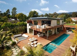 luxurious looking pools