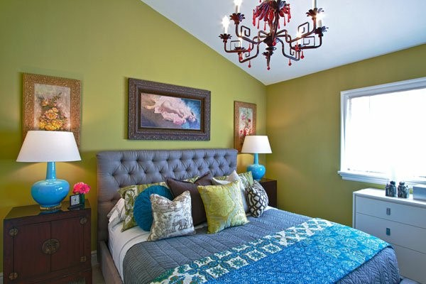 Wall Color Olive Green Is Trendy Decor10 Blog