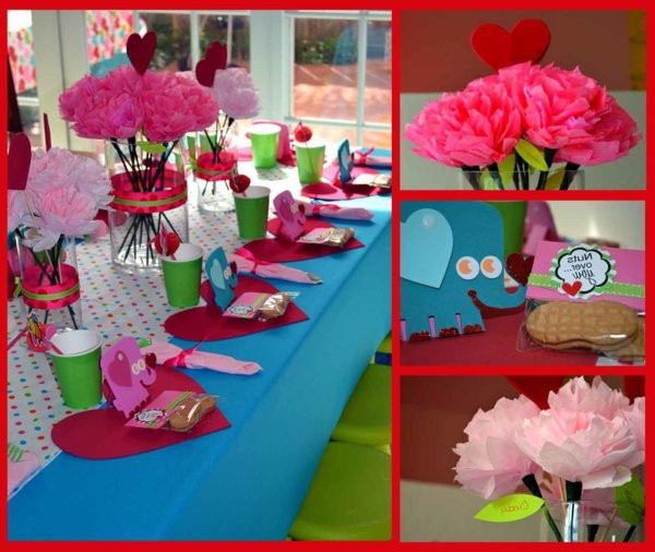 children party decoration ideas tischdeko outdoors 1