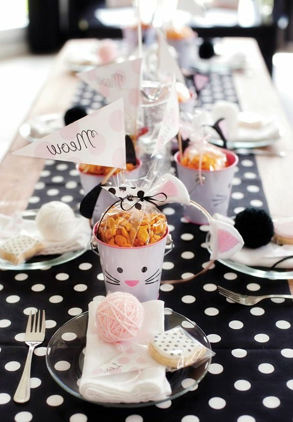 creative ideas for a wonderful birthday party 4