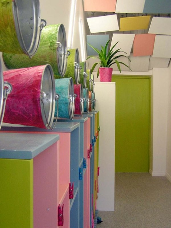 Modern ideas for kindergarten interior decor10 blog - Corridor decoratie ...