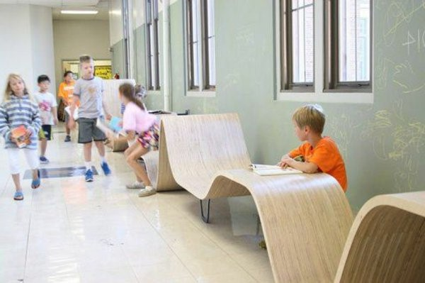 kindergarten interiors modern tables