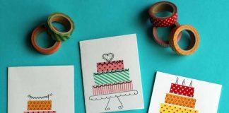 Birthday Cards Ideas For Crafting – Happy Birthday !