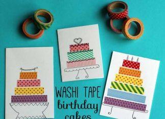 Birthday Cards Ideas For Crafting – Happy Birthday !