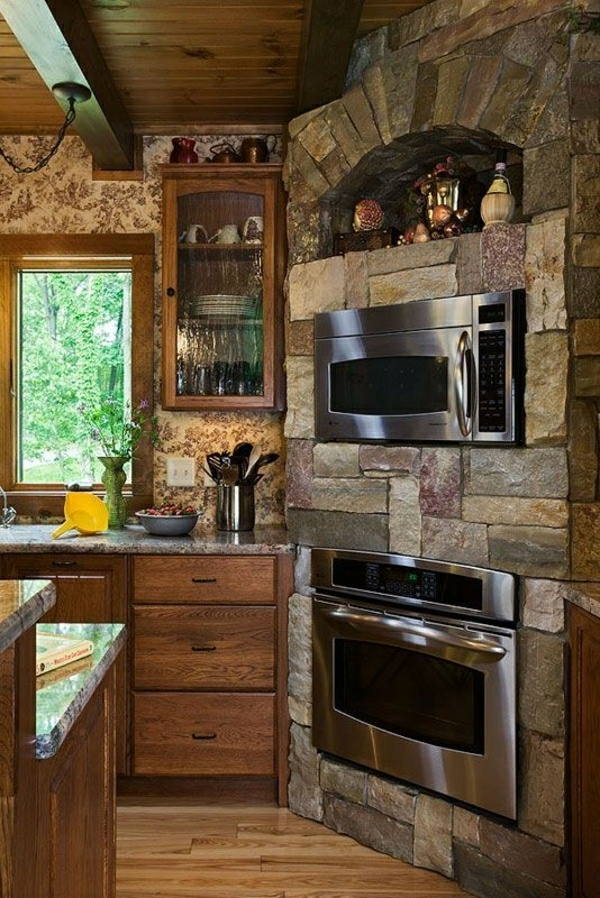 Cottage Kitchen Romantic
