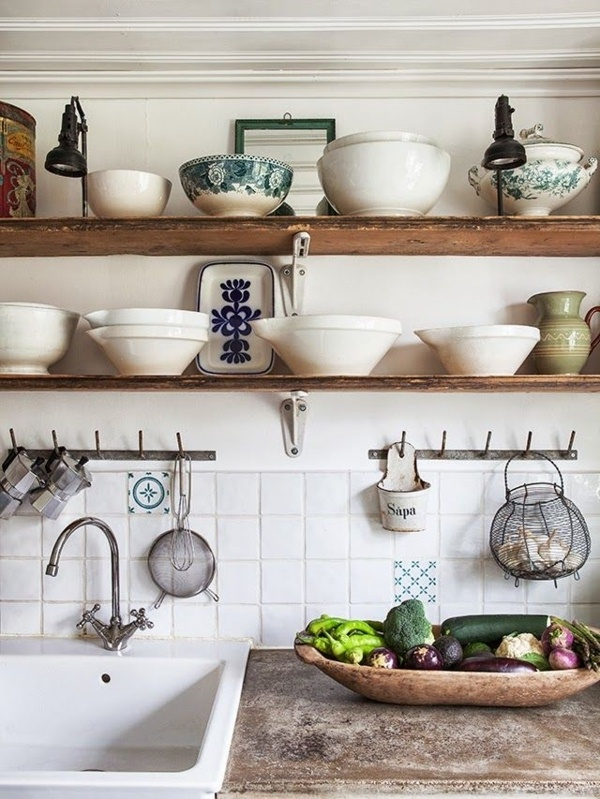 Vintage Kitchen Country Style