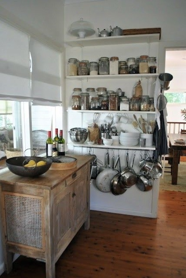 Vintage Rustic Kitchen