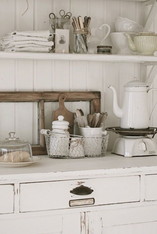 Vintage Shabby Chic kitchen