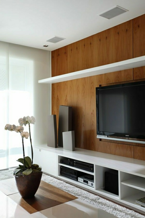 Wood Wall panels wood TV wall TV wall wallcovering Wall Wall panels Wall paneling Wood