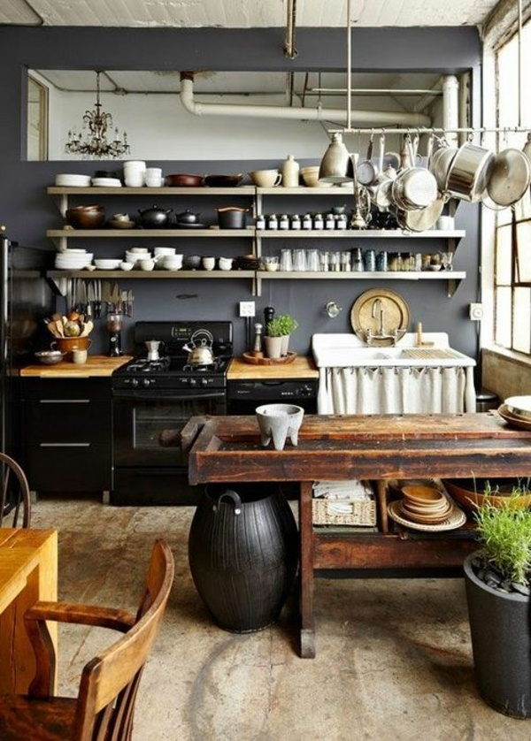 antique vintage kitchen