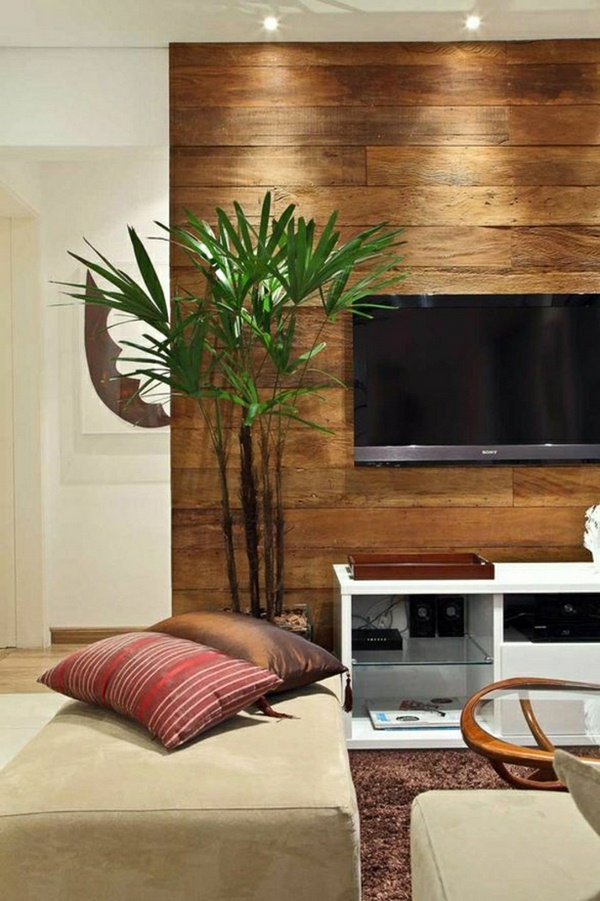 Tv wall panel 35 ultra modern proposals decor10 blog for Living room wood paneling decorating ideas