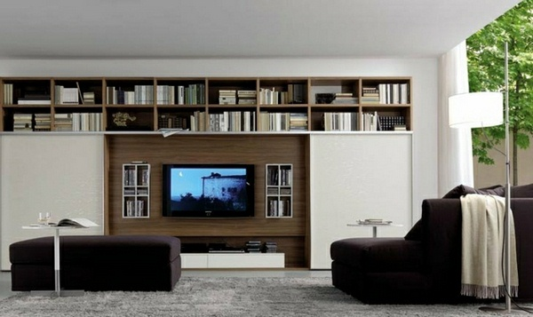 Make Wall Panels Wood Living Room Setting TV