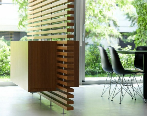 room dividers exterior design of black wooden chairs