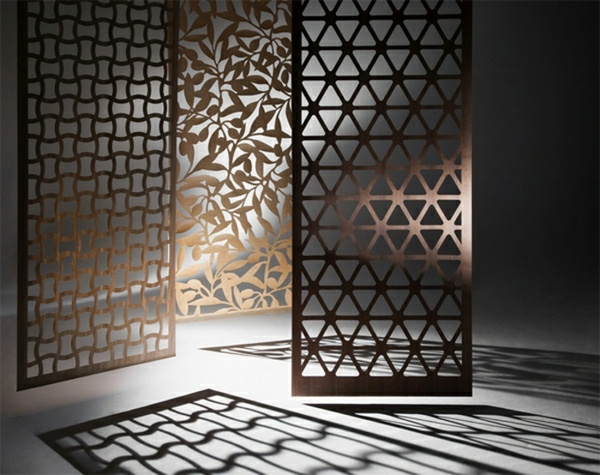 room dividers wooden Shadowplay