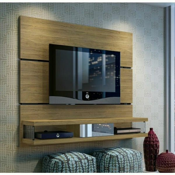 Tv wall panel 35 ultra modern proposals decor10 blog - Small tv for kitchen wall ...