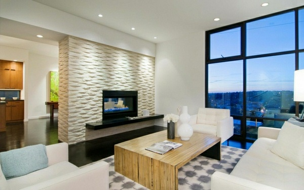 set design stylish Living room wall panels TV wall TV wall