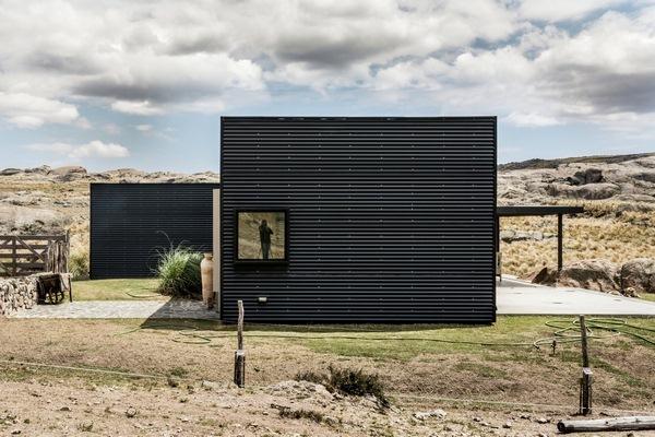 Cottage facade profile
