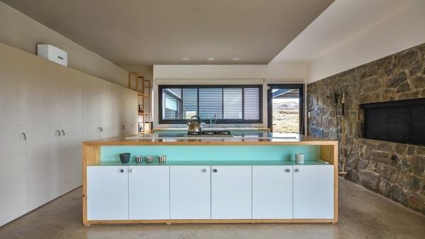 Design kitchen with island