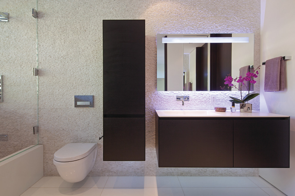 Modern Bathroom Design Ideas Small Spaces Modern Coastal