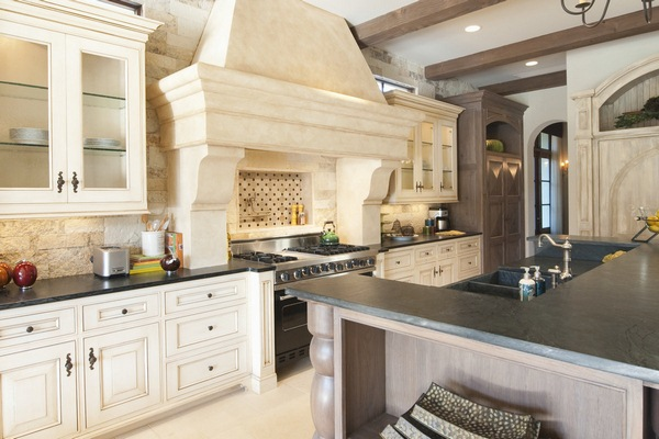 country kitchens marble