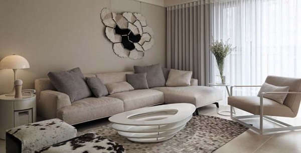 Kosa team beige decor