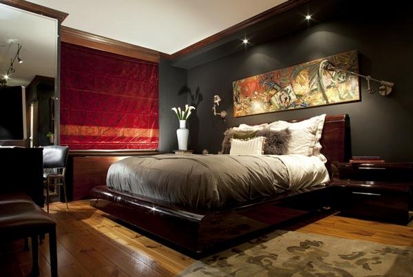 Setting bedroom ideas design